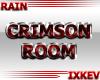 *IX*  Crimson Room Frame