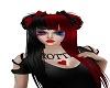 hairleyquinn red blk