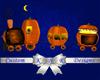 Spooky Pumpkin Train