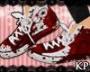 |k| Bloody Converse} F