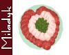 MLH Heart CC Platter
