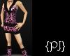 {PJ} Pink Leopard Mini
