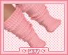 Kids Pink Socks