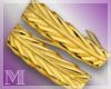 AM:: Gold Leaf Bands L