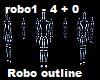 Robo outline fx