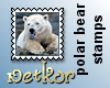 Polar Bear Stamp 2