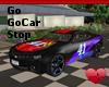 Mm Race Car Black