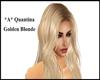 *A* Quantina Gold Blonde