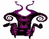 purple smoke spiralchair