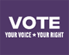 VOTE: VOICE+RIGHT Pur F