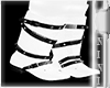 FN White Baby Boots