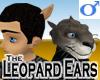 Leopard Ears -Mens