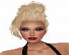 Sassy Blond updo