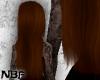 Long brown base hair