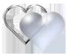 !SS White heart