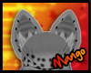 -DM- Snow Leopard Ears
