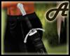 A~ Medieval black sword