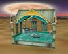 Aqua Moon beach canopy