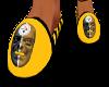 Steelers Male Slippers