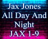 Jax Jones All day and ni