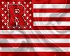 Rutgers Knights Flag