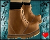 """""""Adventure Boots"""" Marron"""