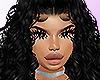 s. Laila Black curls