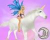 Unicorn Fairy Sticker