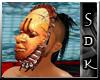 #SDK# D African Mask 3 M