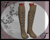 Tan Men's Boots