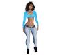 Blue Jean Baby XL