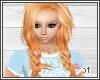 T  Frozen's Anna Hair