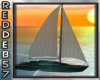 Teal Fin Fun Yacht