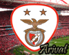 {Ari} SLBenfica Sticker
