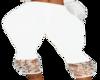 RXL Ruffle Capris