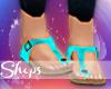 e| Aqua Flippies