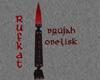 Brujah Obelisk