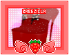 B | dazzling heels. red