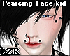 Pearcing Face Kid