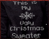 Wicked Ugly Sweater BLK
