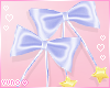 ♡ Star Girl Bows v2