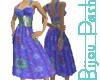 Paquita Dress in Glory