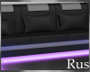 Rus Neon Modern Couch