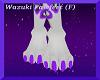 Wazuki Pawfeet (F)