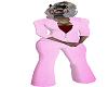 pink women tux