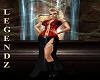 Red Dark Goddess