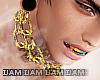 c chain gold x