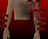 demon left arm spike