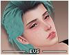 ⛧ Klaus Turquoise