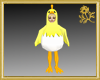 Hatched Chick Costume